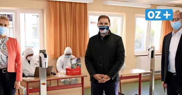 Erstes privates Corona-Testzentrum in Bansin eröffnet: So können Sie sich testen lassen