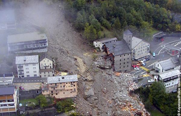 Protection contre les crues du Rhône - Les enseignements de la crue d'octobre 2000
