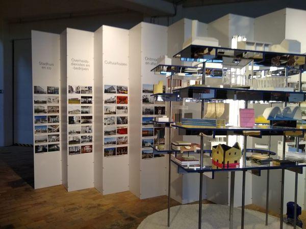 Les joyaux architecturaux à voir dans la Budafabriek Kortrijk - Architecturale pareltjes te bekijken in Budafabriek Kortrijk