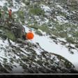 Tests de chutes de pierres en conditions réalistes - WSL