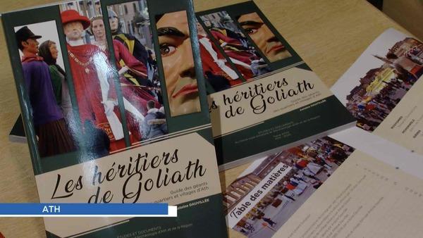 La Maison des Géants d'Ath dévoile un livre pour ses 20 ans - Boek viert 20 jaar Reuzenmuseum Ath