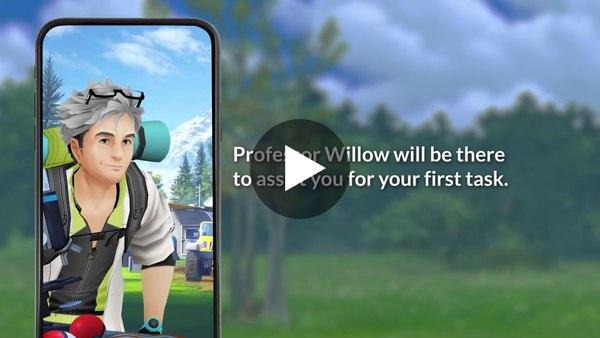 Pokémon GO: AR Mapping Tasks