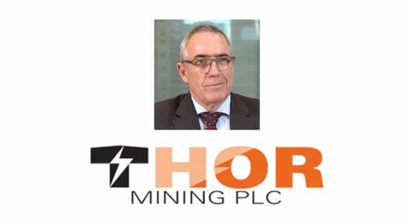 Mick Billing, Executive Chairman of Thor Mining (THR.ASX.L) Interview