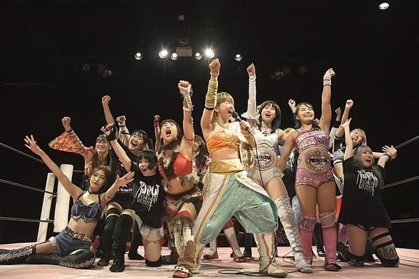 TJPW: «Tokyo Joshi 2020 Fall Tour» todo listo para Wrestle Princess