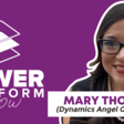 Finding work when you lose your job due to Covid with Mary Thompson | Dynamics 365 Show