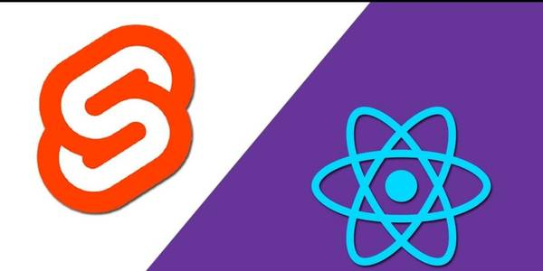 Svelte for Sites, React for Apps