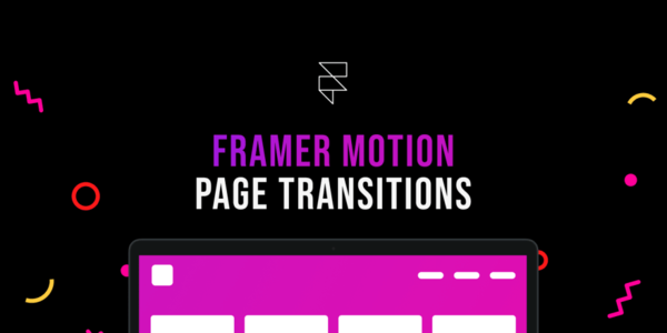 Page Transitions In React