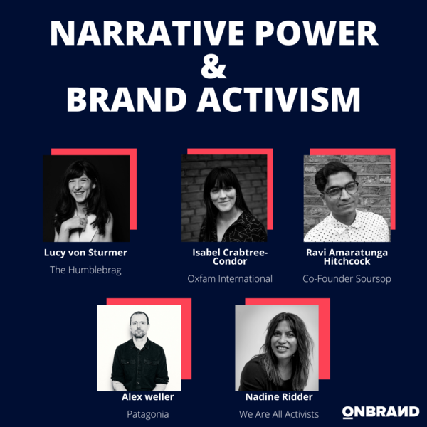 Narrative Power & Brand Activism
