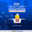 2020 elections countdown on GhanaWeb