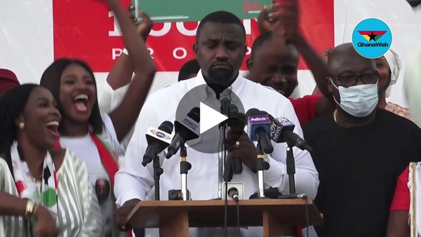 We're winning the Ayawaso West Wuogon seat and nobody is stopping us - John Dumelo