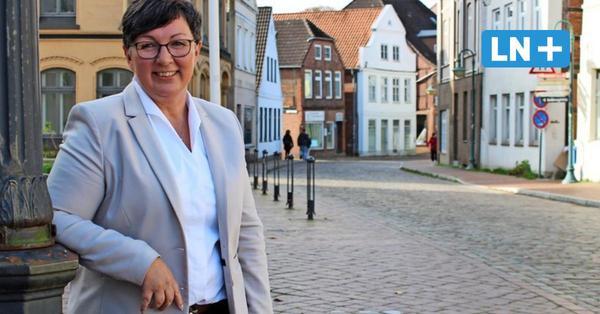 Bürgermeisterwahl Bad Segeberg: Unternehmerin Marlis Stagat will ins Rathaus