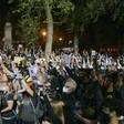 Demo-Hochburg Portland - Weißes Engagement für schwarze Belange