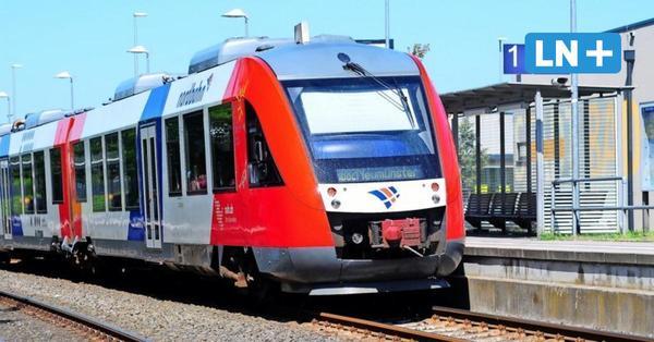 Nach Bedrohung in der Nordbahn: Großaufgebot der Polizei durchkämmt Bad Segeberg