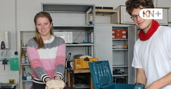 Kieler Studenten wollen Möbel aus Hanf herstellen