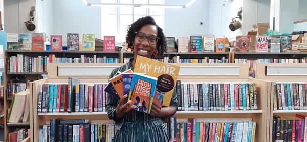 Lambeth librarian talks diversity in children's books and beyond | Wandsworth Times
