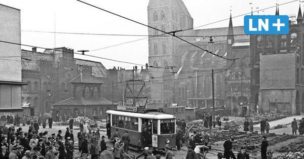 Lübeck in den 50er Jahren: Bildband mit Fotos von Hans Kripgans