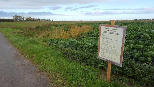 Avis négatif émis concernant l'implantation d'éoliennes à Ypres - Negatief advies voor windmolens in Ieper
