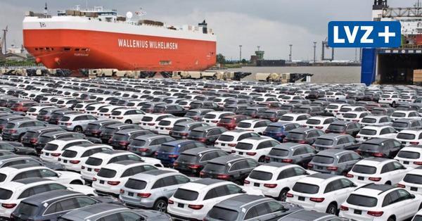 Wegen neuer Tesla-Fabrik: Rostocker Hafen bekommt riesiges Autoterminal