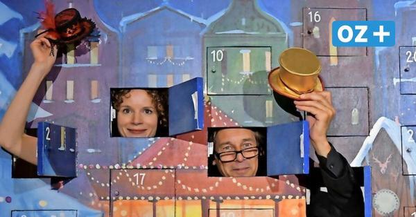 Märchenquiz: Die OZ verlost Tickets für das Adventsleuchten am Rostocker Volkstheater