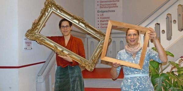 So machen Bad Doberaner Konfirmanden die Stadt zur Kunstausstellung