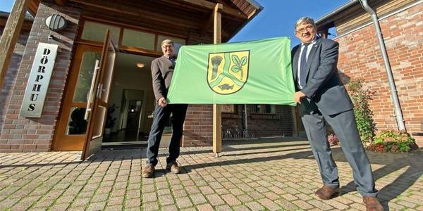 Vereint in einem Hoheitszeichen: Stepenitztal hat nun ein eigenes Wappen