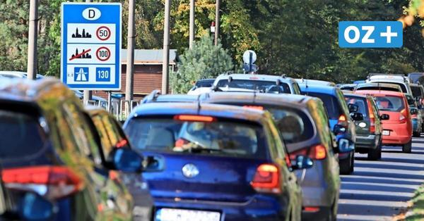 Megastau auf Usedom: Autofahrer brauchen über sechs Stunden von Ahlbeck nach Wolgast