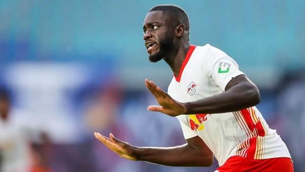 Vor Manchester-Auftritt: RB Leipzigs Upamecano entwickelt sich zum Welt-Star