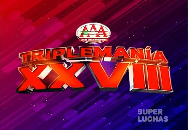 Triplemanía 28 se realizaría en diciembre en la Arena Ciudad de México