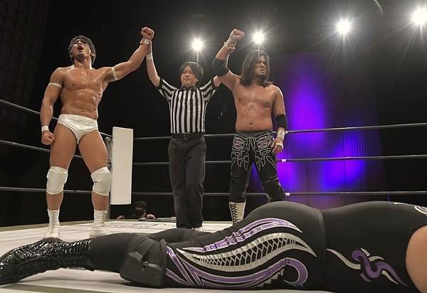 DDT: «DDT TV Show! #10» Daisuke Sasaki contra Damnation