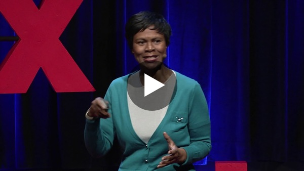 Poetry of Space on Earth | Yvonne Cagle Ph.D. | TEDxSanFrancisco