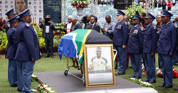 Expect more arrests in the Meyiwa murder case: Cele | eNCA