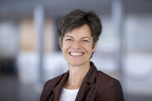 MuK-Chefin Ilona Jarabek