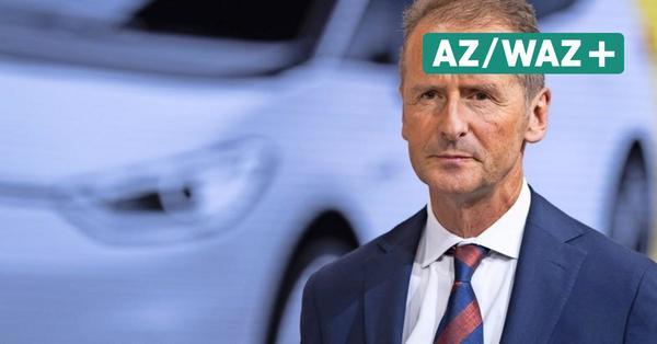 Volkswagen: Herbert Diess hält weitere Corona-Kaufprämien nicht für nötig