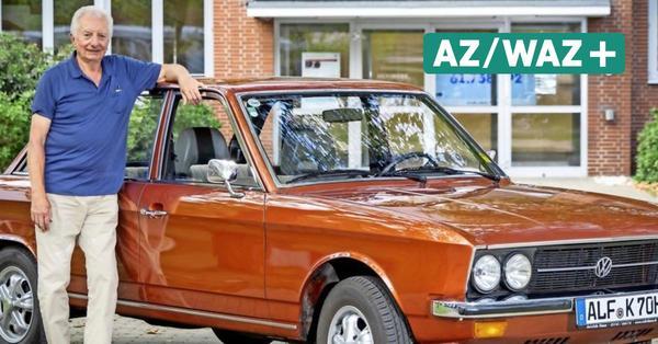 Volkswagen K 70 feiert Geburtstag: Limousine läutete neue Ära ein