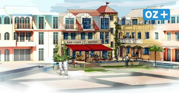 So soll das neue Dorfzentrum von Wittenbeck aussehen