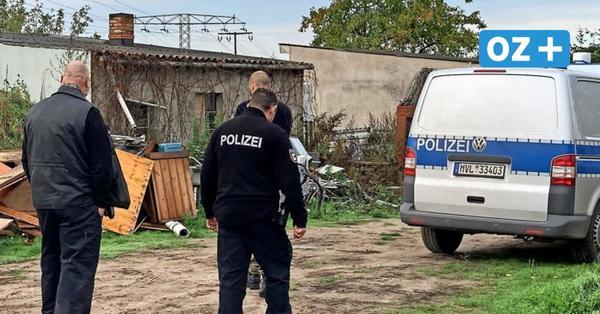 Razzia in rechter Szene: Warum Garagen in Löcknitz im Visier der Staatsschützer sind