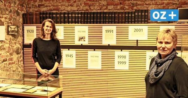 100 Jahre Stralsunder Stadtbibliothek: 5000 Fans greifen hier gern zum Buch