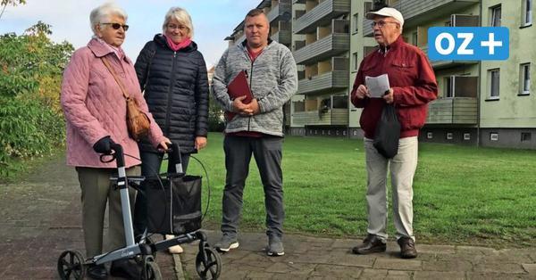 Nach Tests in Grimmen-Südwest: Das muss sich für die Barrierefreiheit ändern