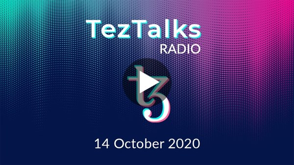 TezTalks Radio EP11 - A Conversation with Tezos Core Developer Gabriel Alfour