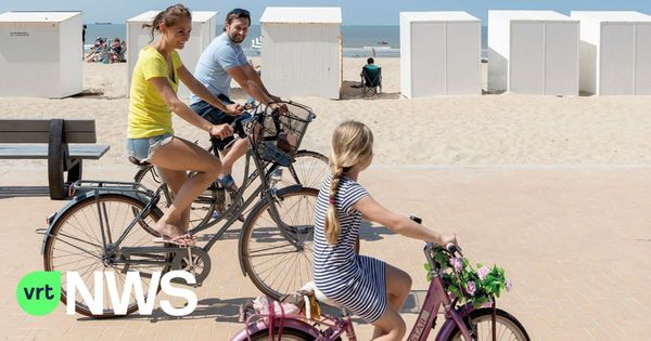 Une nouvelle piste cyclable relie les Pays-Bas à la France, en passant par la Côte - Nieuw fietspad verbindt Nederland met Frankrijk