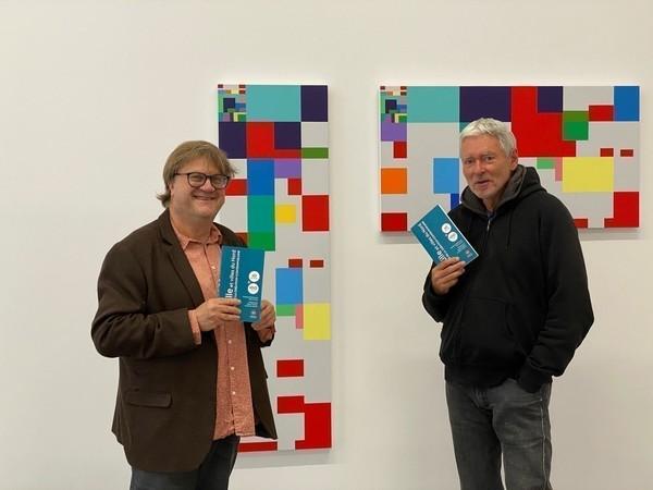 Un guide de la création contemporaine, sur Lille et le Nord, vient tout juste de sortir - Nieuwe gids voor hedendaagse kunst in le Nord