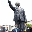 Tambo's son defends inclusion of ANC logo on statue | eNCA
