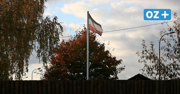Reichskriegsflagge verboten: Was macht die Stadt Grevesmühlen mit dem Thinghaus?