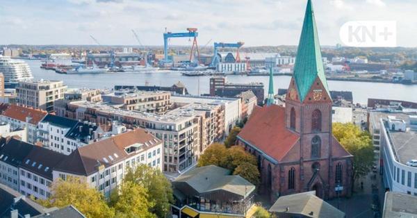 So viele Pastorenstellen fallen in Kiel und Umgebung weg