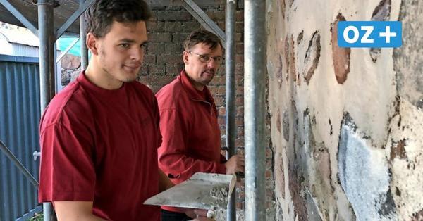 Sanierungsarbeiten: So schlecht ist es um die Kirche in Gützkow bestellt