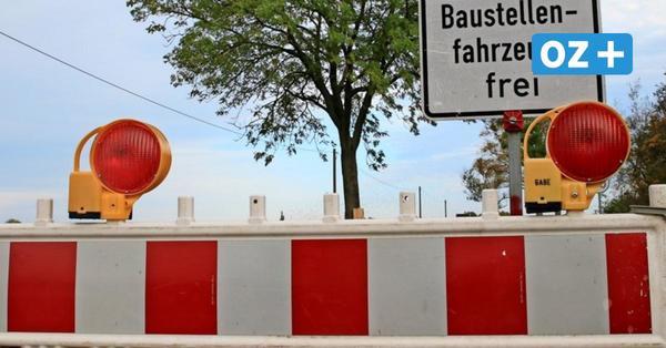 Straßenbau: L192 wird zwischen Drechow und Müggenhall voll gesperrt