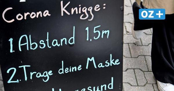 Landkreis Rostock: Strengere Corona-Regeln nur für Güstrow und Amt