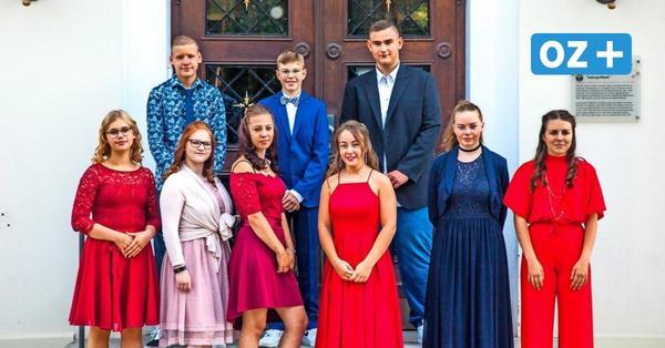 Endlich erwachsen: Alle Bilder der Jugendweihen in Bad Doberan