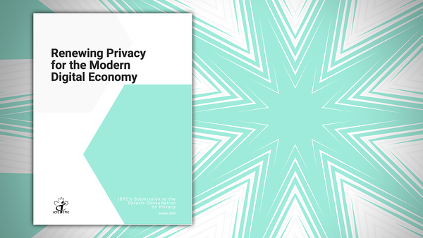 Renewing Privacy for the Modern Digital Economy