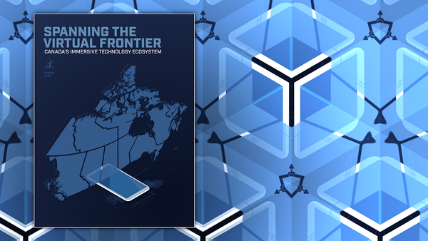 Spanning the Virtual Frontier: Canada's Immersive Technology Ecosystem